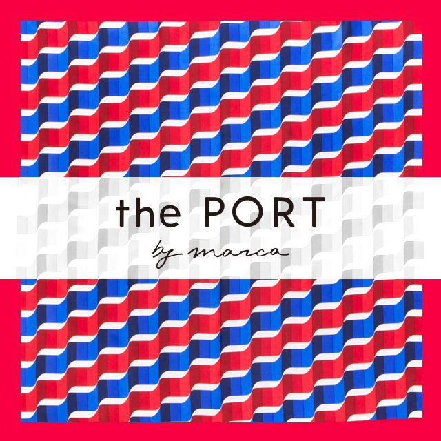 the PORT by marca
